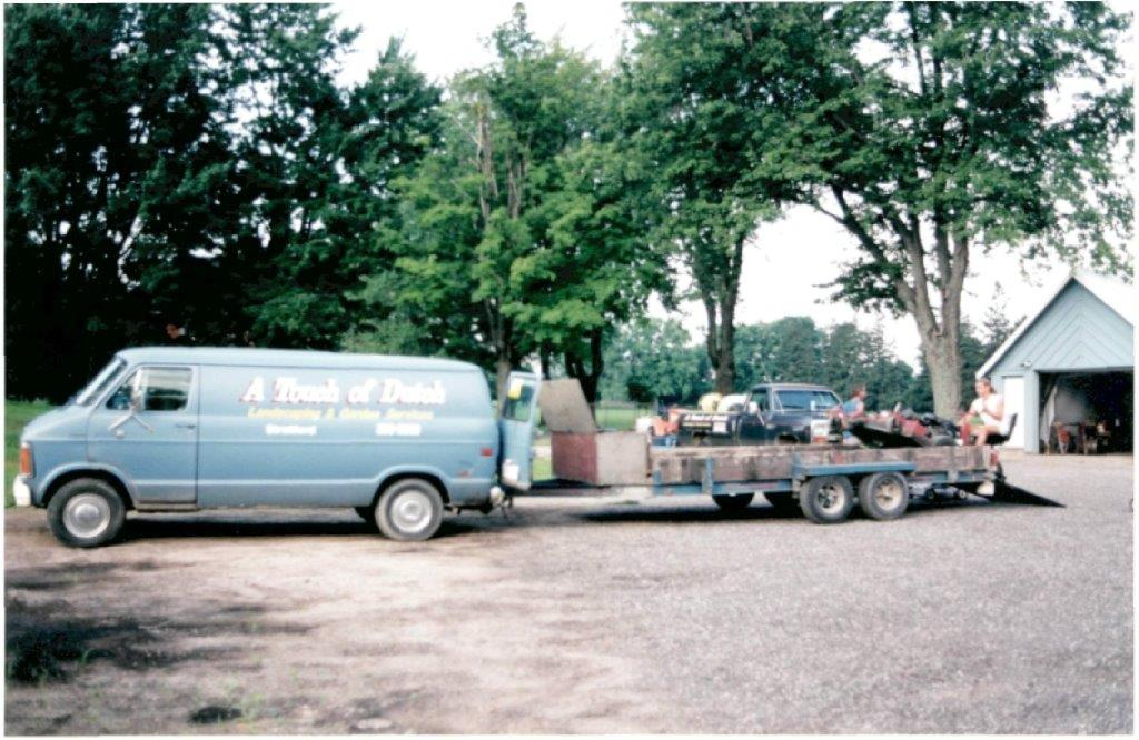 About A Touch of Dutch Landscaping & Garden Services