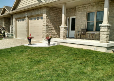 Home needs curb appeal