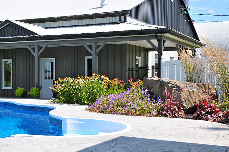 Turn Your Pool Area into an Oasis with Landscaping