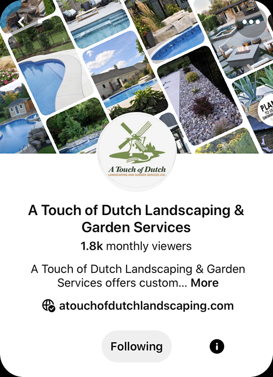 A Touch of Dutch Landscaping on Pinterest tools apps platforms for planning and designing landscaping