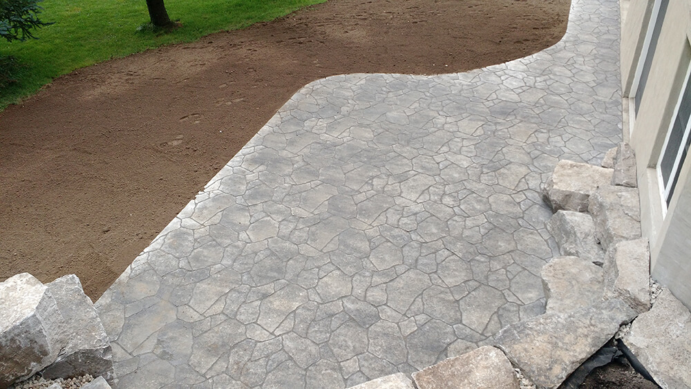 Flagstone vs Pavers alternatives cost advantages patio walkway